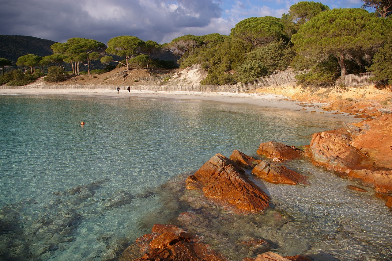 Voyager en Corse en famille